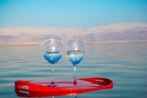 חופי הרחצה של ים המלח