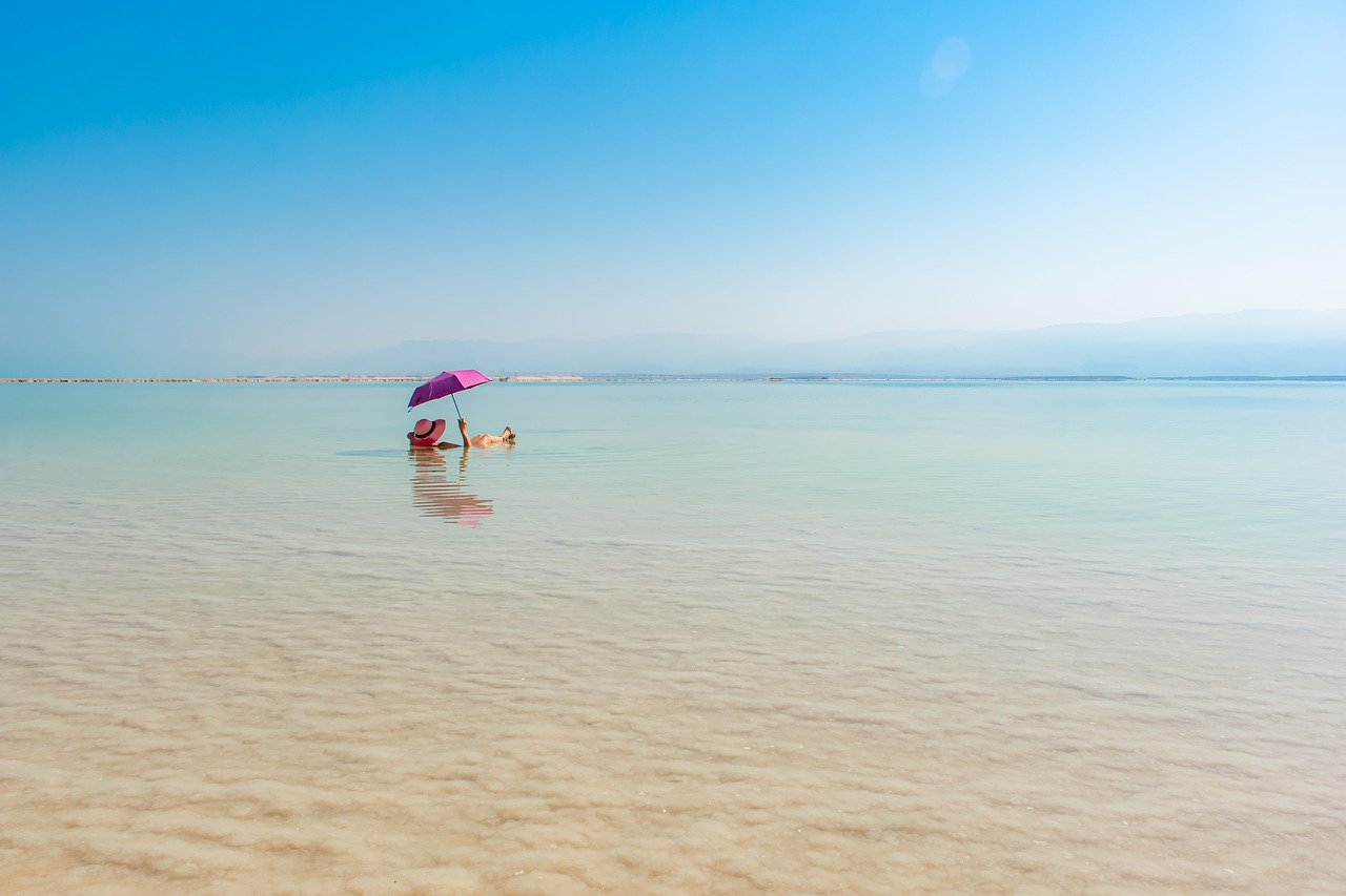 טיולים בים המלח